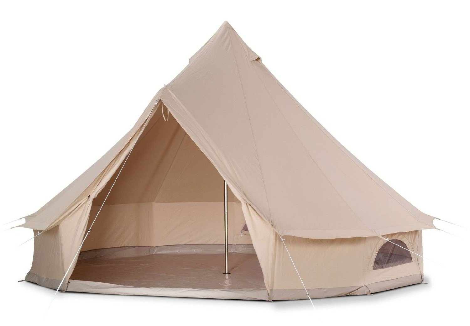 Heavy Duty Waterproof Four Season Sibley Tent from Cozy House from £490