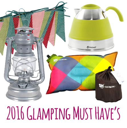 Glamping Essentials to Pimp Your Next Camping Trip