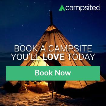 Book a campsite today on Campsited.com