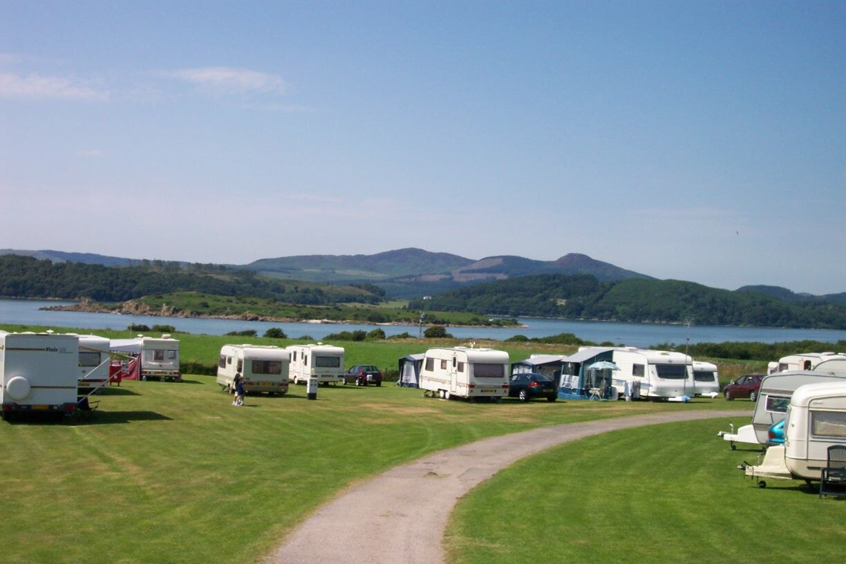 Castle Point Caravan and Camping Site