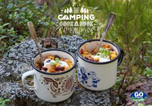 Go Outdoors Camping Recipe Cook Book