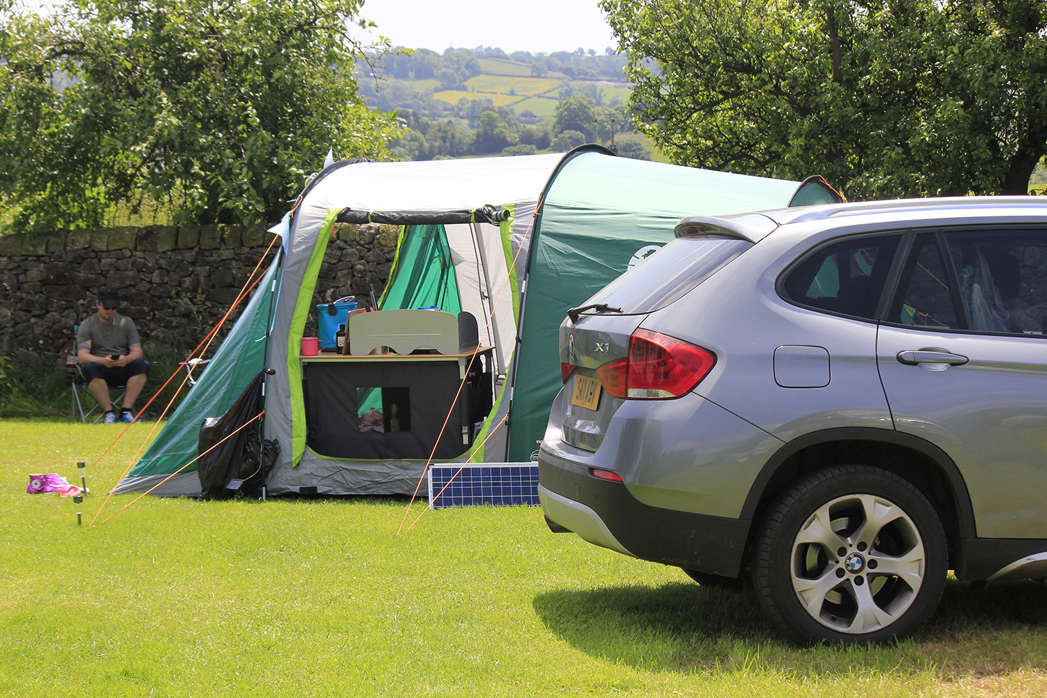 Coleman Rocky Mountain 5 Family Tent Review