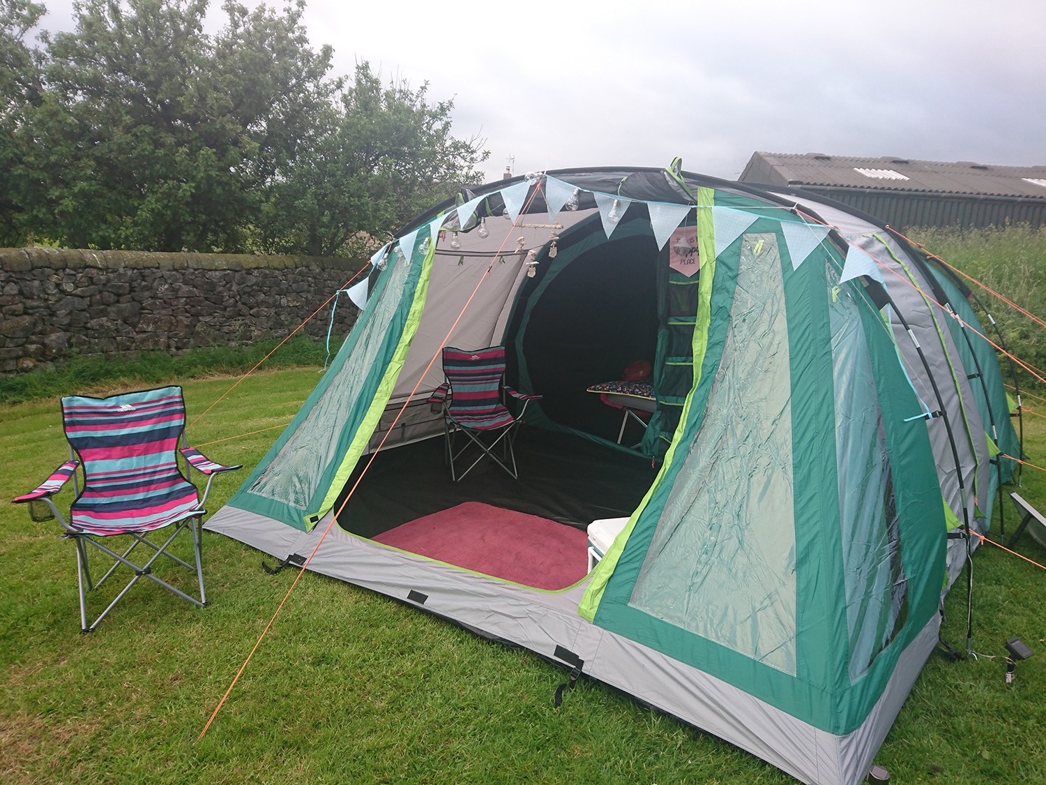 Coleman Rocky Mountain 5 Family Tent & Our Verdict On The Coleman Rocky Mountain 5 Family Tent