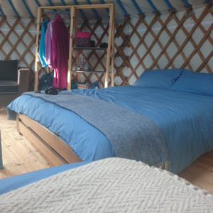 GLAMPING | Unforgettable Real Glamping at the Fir Hill, Cornwall
