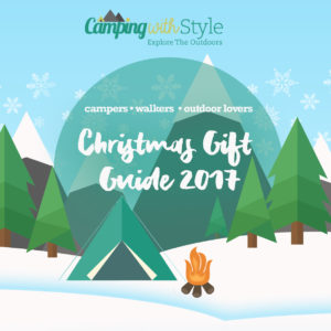 GEAR | Christmas Gift Guide 2017 Gifts For Campers & Outdoor Lovers