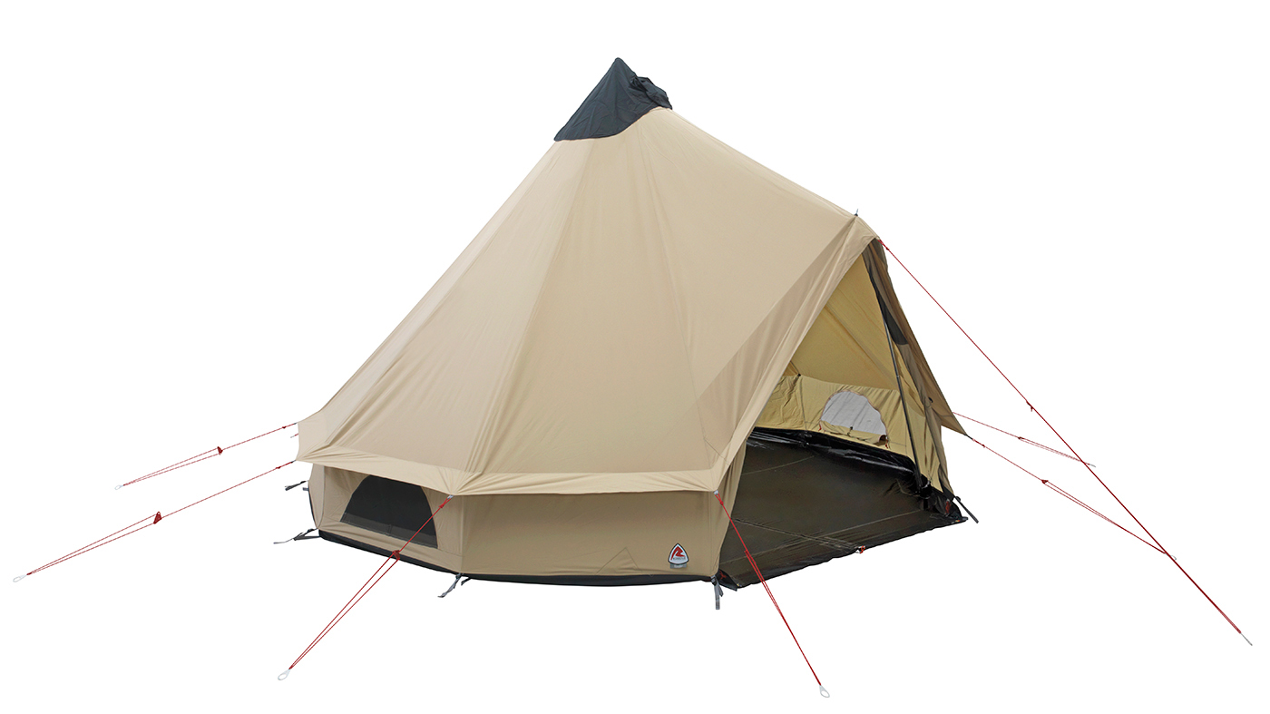 New robens outback tents 2018 klondike trapper for Woods prospector tent