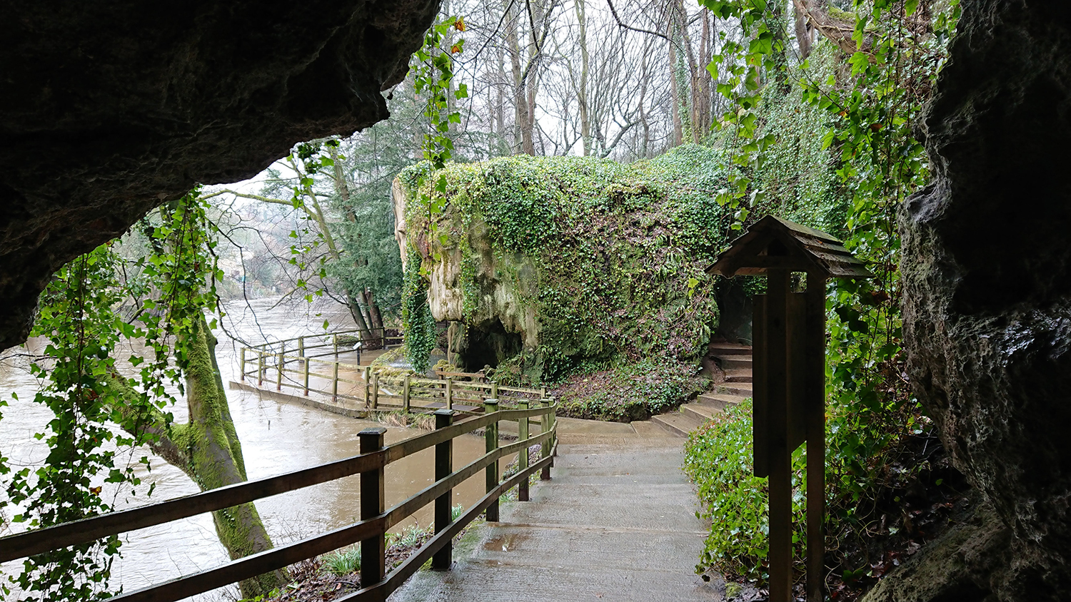 Mother Shipton's Cave Yorkshire