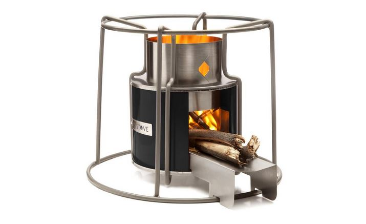 EZY woodburning stove