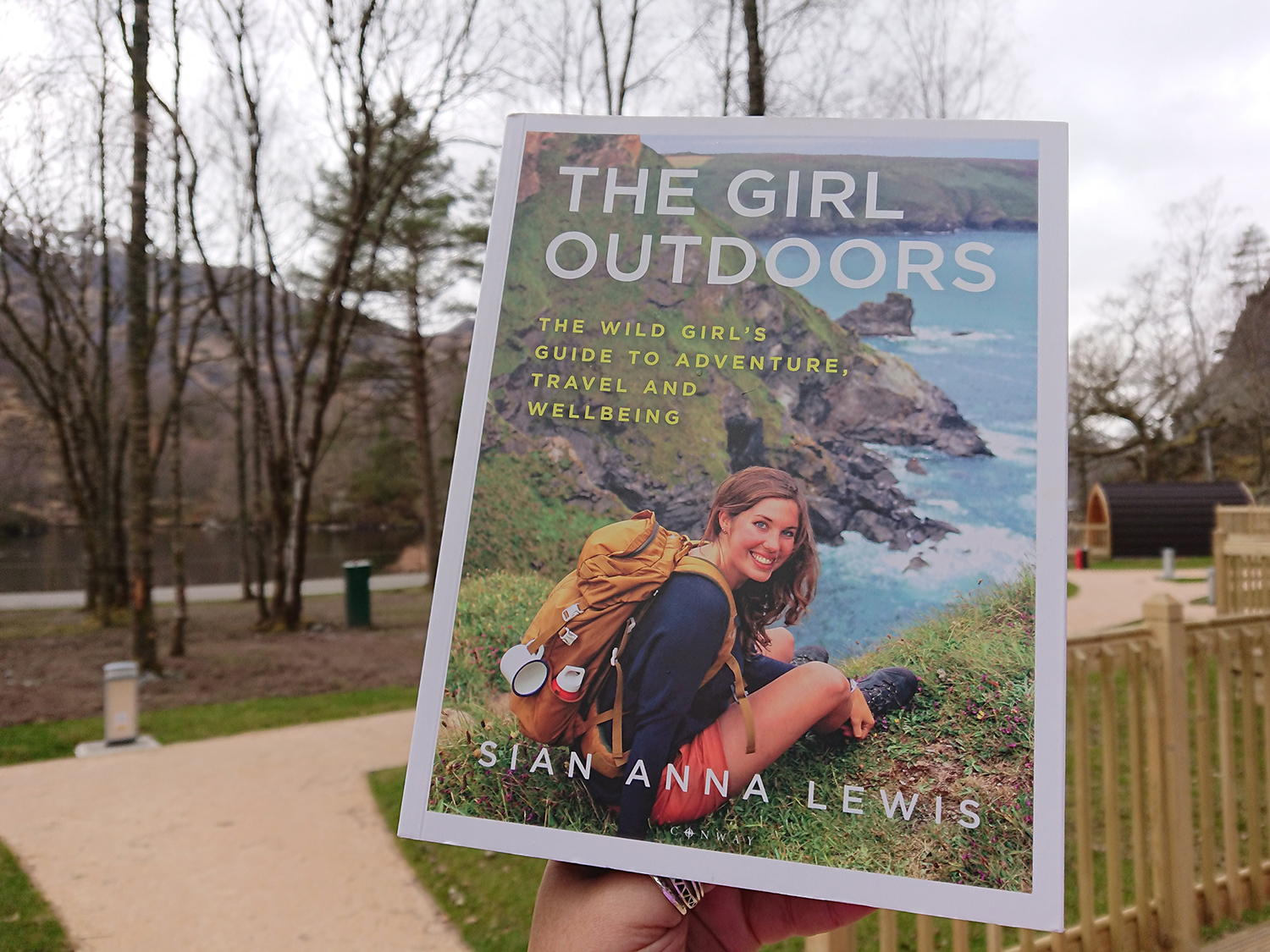 The Wild Girl's Guide to Adventure, Travel and Wellbeing Book Review