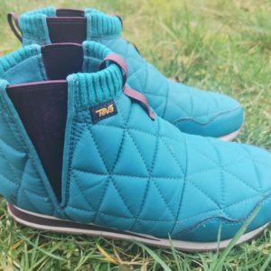GEAR | My Teva Ember Mid Boots Are Perfect For Camping & More So I'm Never Taking Them Off