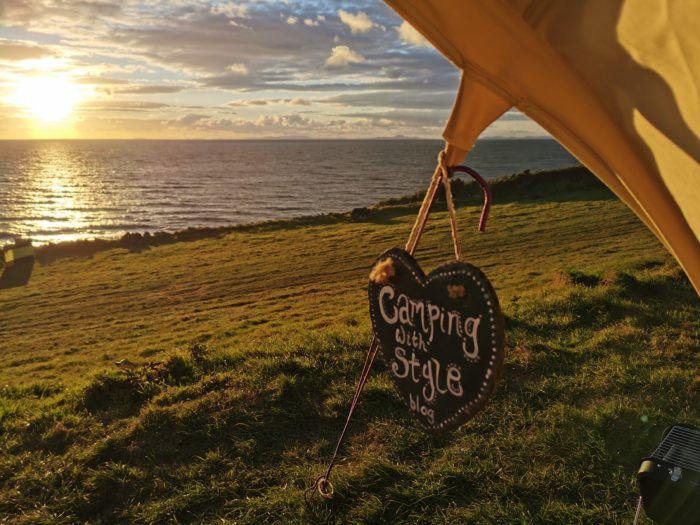 Camping With Style cover image