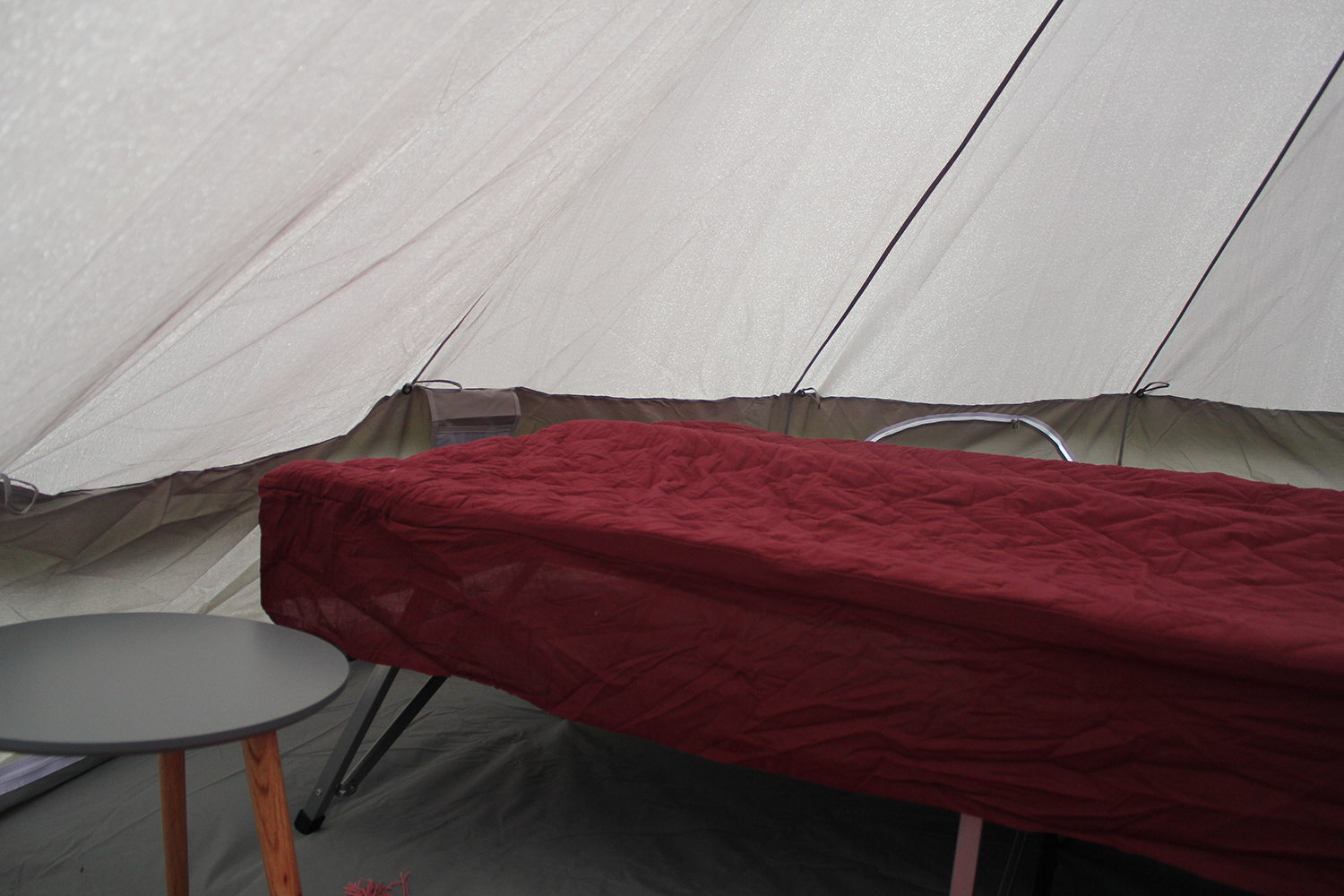Ultra Comfortable Camping With The Outwell Centuple Double