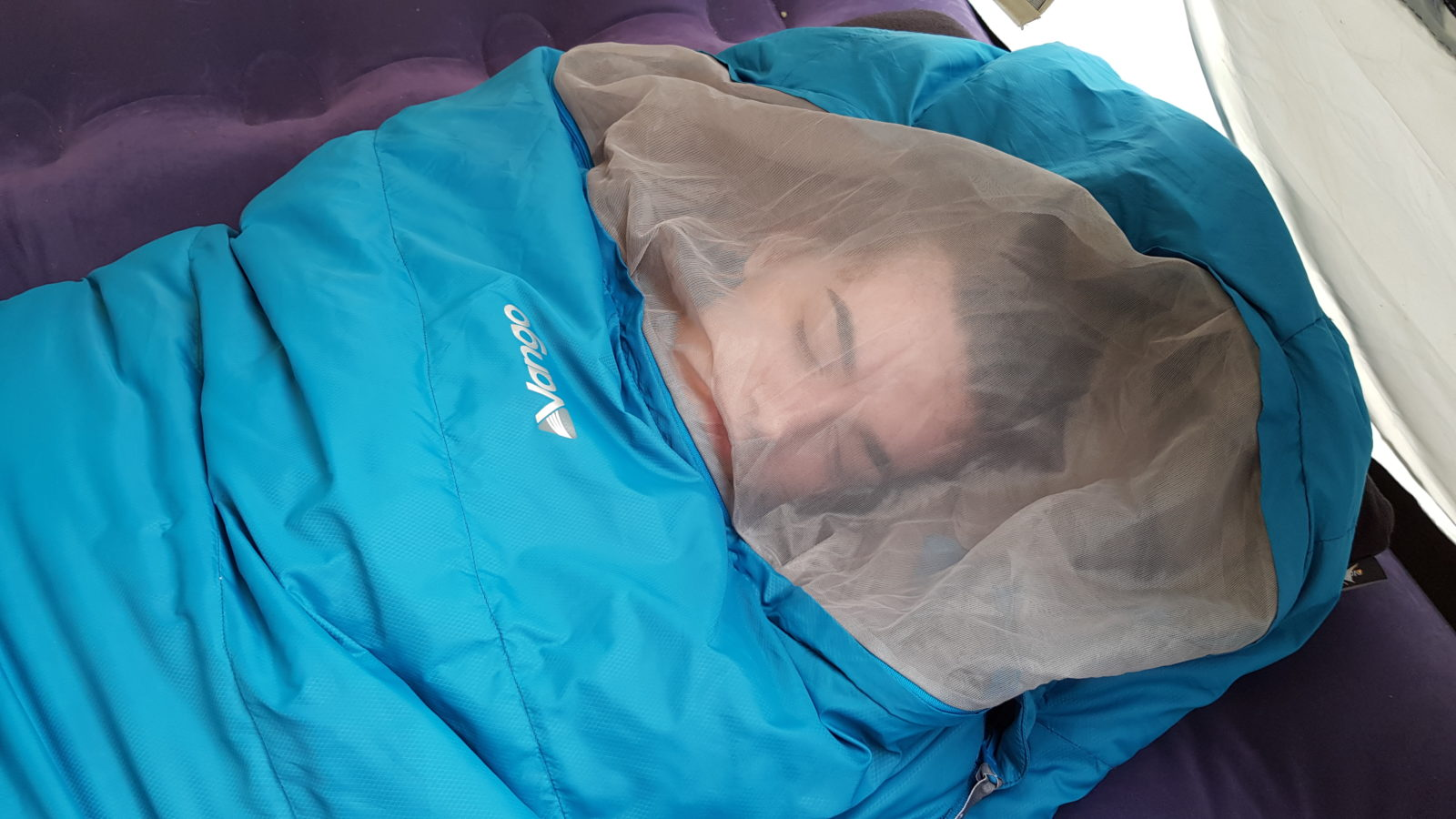 Vango Planet 140 Down Sleeping Bag