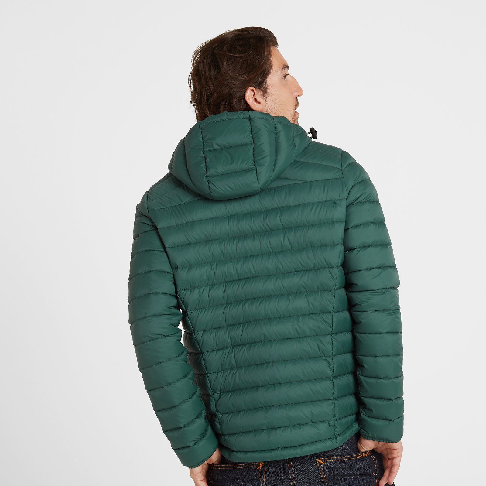 Base Men's Hooded Down Jacke