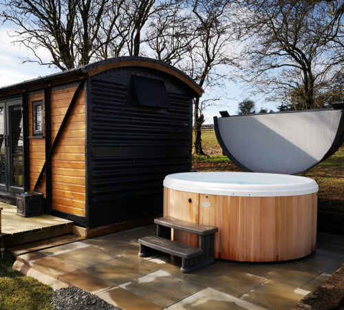 Luxury Glamping Wales