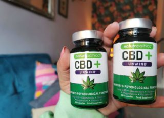 WELLBEING | My 30 Day Naturopathica CBD Wellbeing Experiment