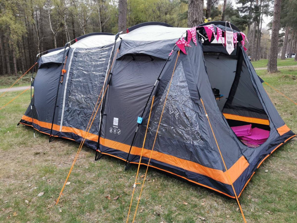 OLPRO Orion 6 family tent review