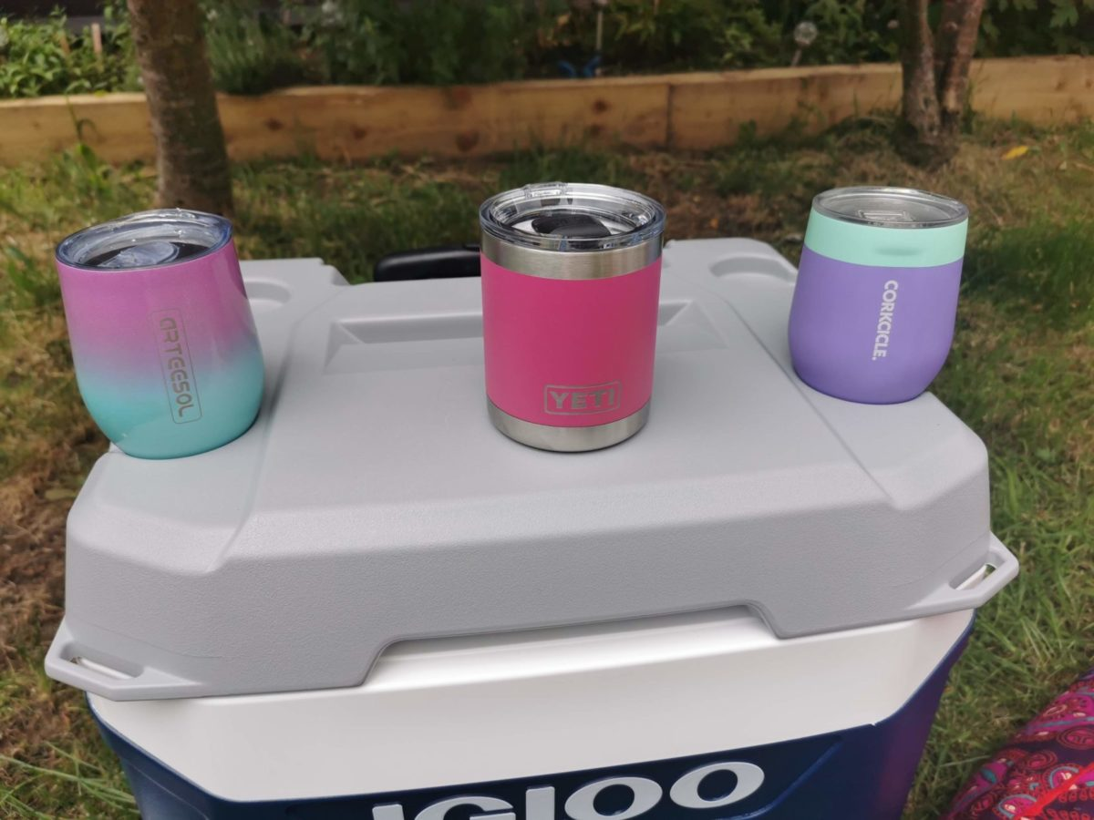 Insulated Tumblers On Test
