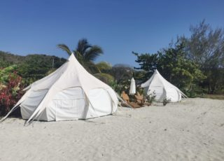 TRAVEL | Recharging Ourselves at Wild Lotus Glamping, Antigua