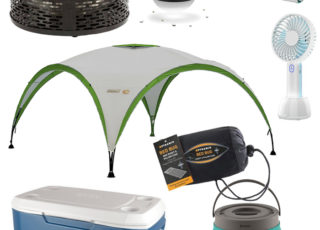 CAMPING | Hot Weather Camping Essential(ish) Gear For Summer Camping Trips